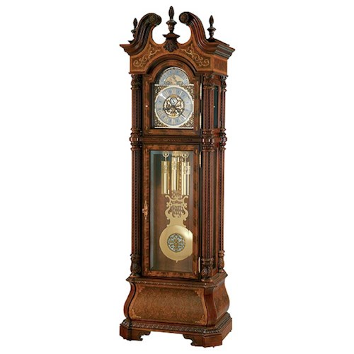 Howard Miller Clocks The J. H. Miller Grandfather Clock