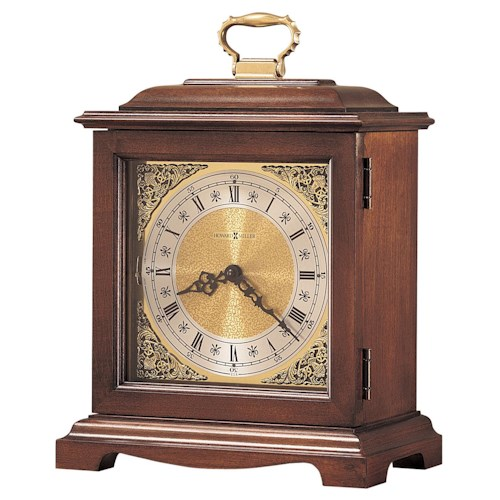 Howard Miller 612 Graham Bracket III Mantel Clock