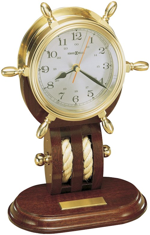 Howard Miller 613 Britannia Table Clock