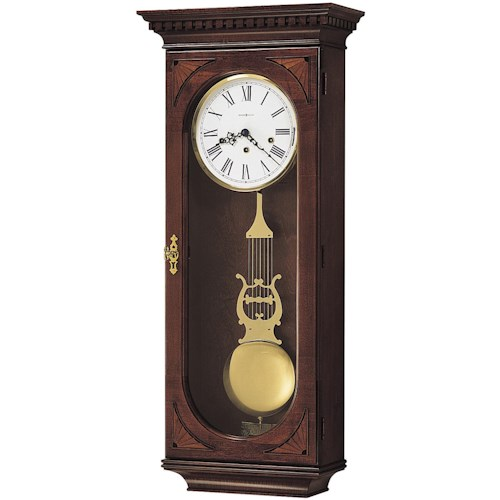 Howard Miller 613 Lewis Wall Clock