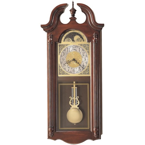 Howard Miller 620 Fenwick Wall Clock