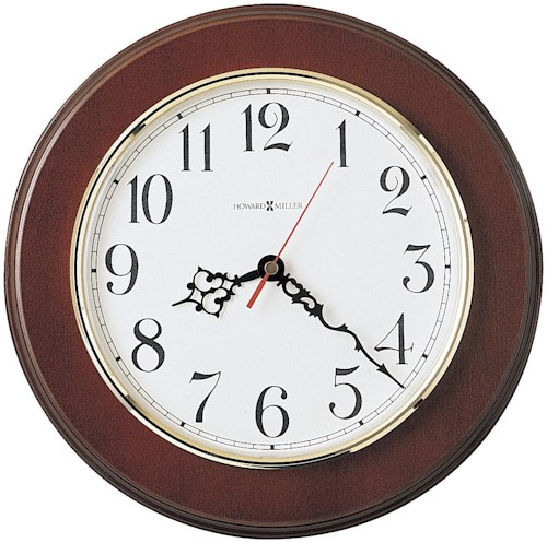 Howard Miller 620 Brentwood Wall Clock