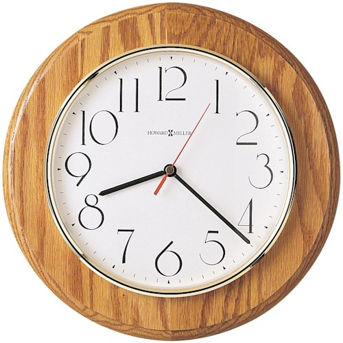 Howard Miller 620 Grantwood Wall Clock