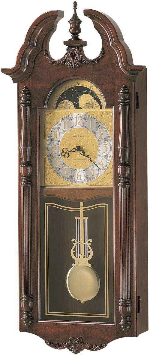 Howard Miller 620 Rowland Wall Clock