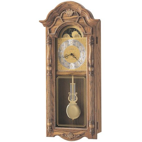 Howard Miller 620 Rothwell Wall Clock