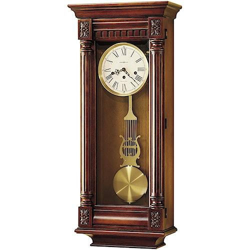 Howard Miller 620 New Haven Wall Clock