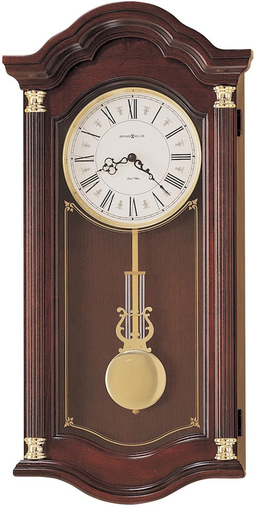 Howard Miller 620 Lambourn Wall Clock