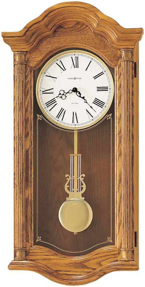 Howard Miller 620 Lambourn II Wall Clock