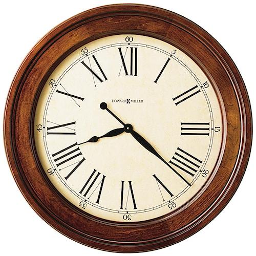 Howard Miller 620 Grand Americana Wall Clock