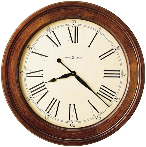Howard Miller 620 Grand Americana Wall Clock