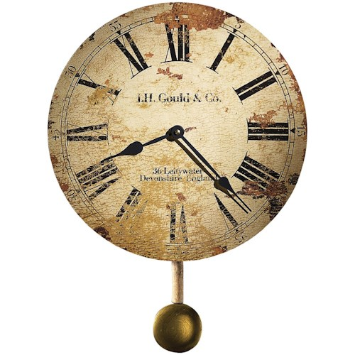 Howard Miller 620 J. H. Gould and Co.™ II Wall Clock
