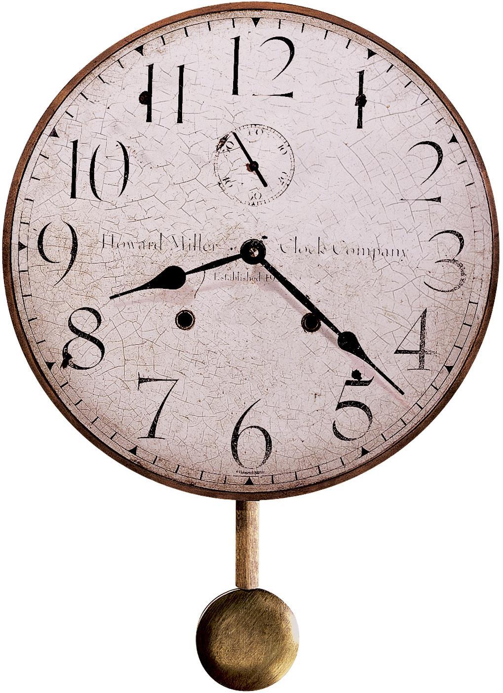 Original Howard Miller™ II Wall Clock
