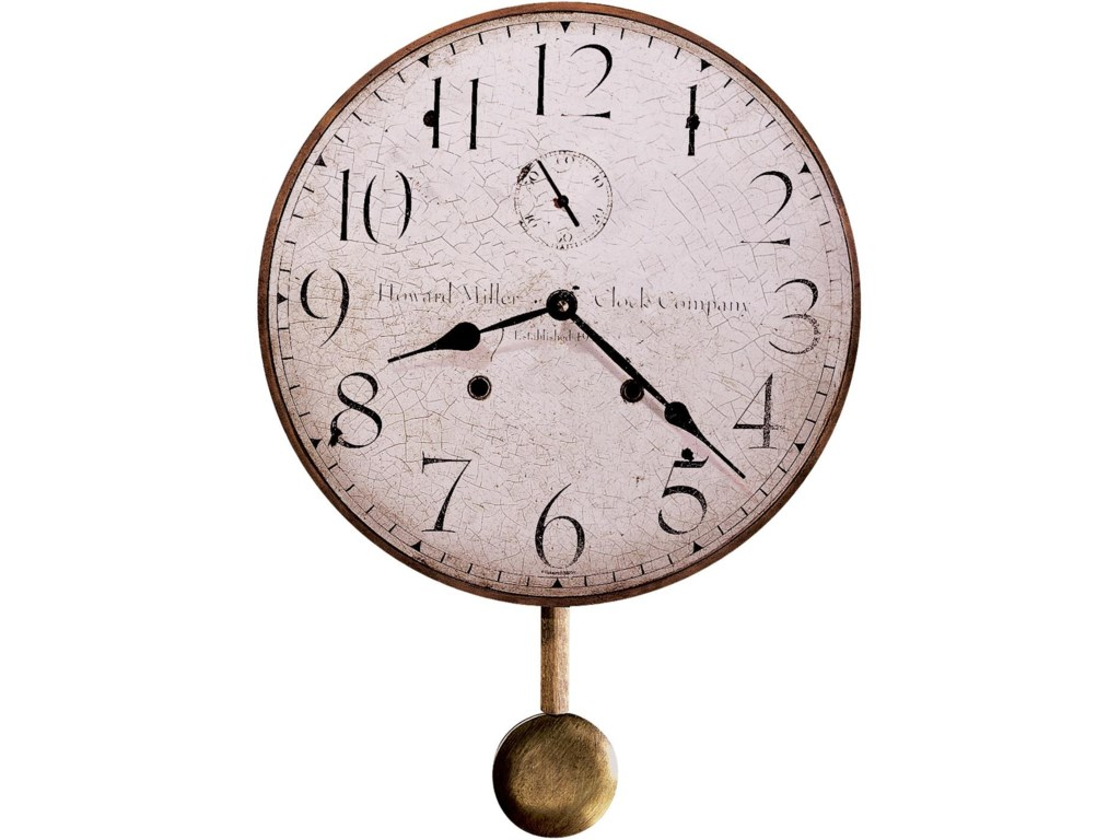 Howard Miller 620 620 313 Original Howard Miller Ii Wall Clock