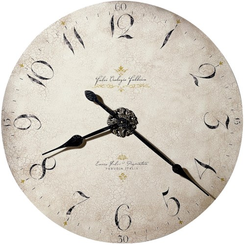 Howard Miller 620 Enrico Fulvi Wall Clock