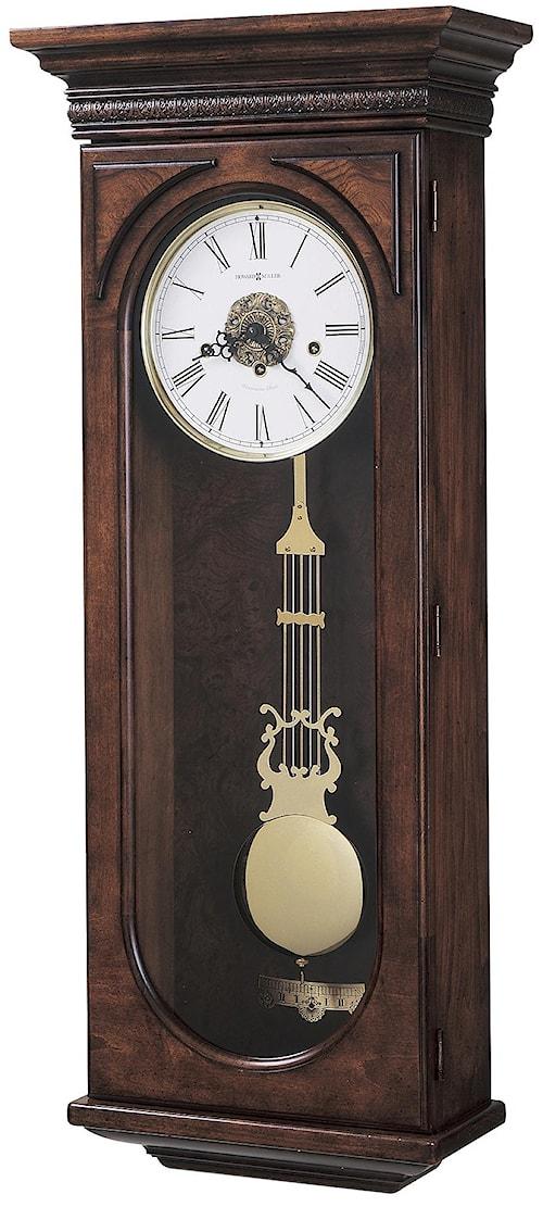 Howard Miller 620 Earnest Wall Clock