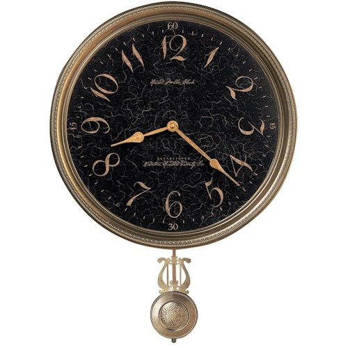 Howard Miller 620 Paris Night Wall Clock