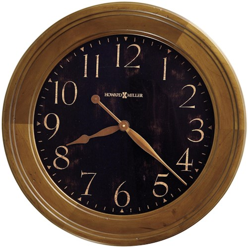 Howard Miller 620 Brenden Gallery Wall Clock