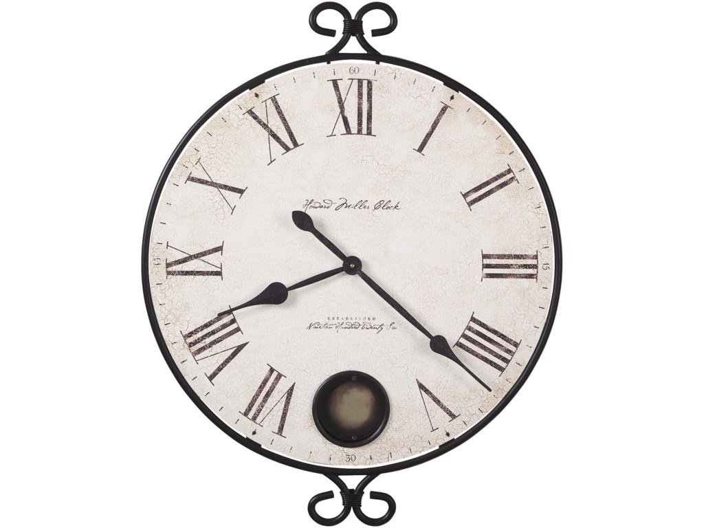 Howard Miller Wall ClocksMagdalen Wall Clock