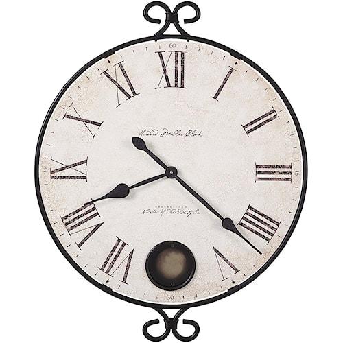 Howard Miller Wall Clocks Magalen 25-Inch Wall Clock