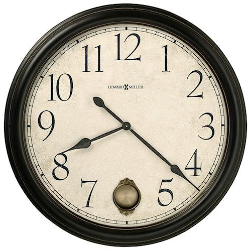 Howard Miller Wall Clocks Glenwood Falls Wall Clock