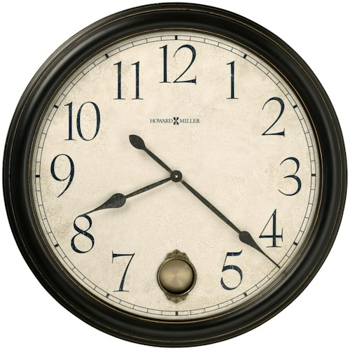 Howard Miller Wall Clocks Glenwood Falls Wall Clock
