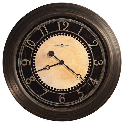 Howard Miller Wall Clocks Chadwick Wall Clock