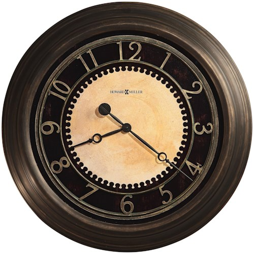 Howard Miller Wall Clocks Chadwick Wall Clock