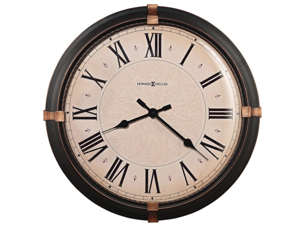Howard Miller Wall ClocksAtwater Wall Clock