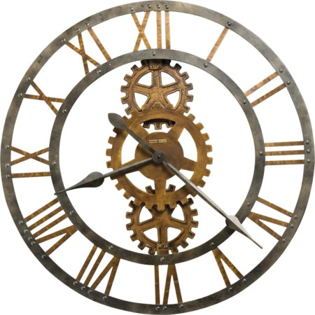 Crosby Wall Clock