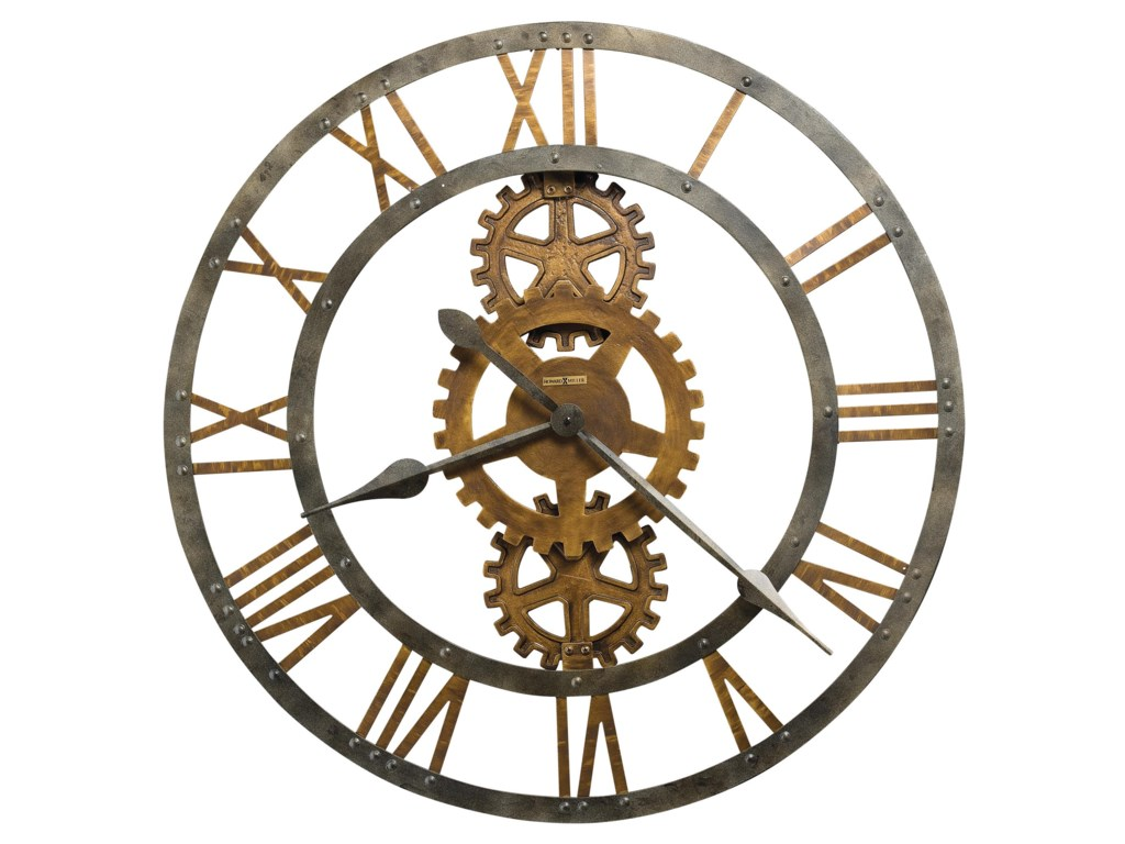 Howard Miller Wall ClocksCrosby Wall Clock