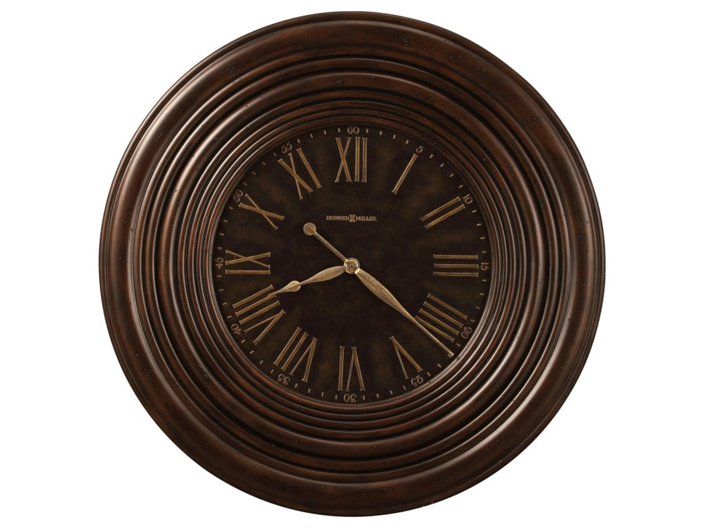 Howard Miller Wall ClocksHarrisburg Wall Clock