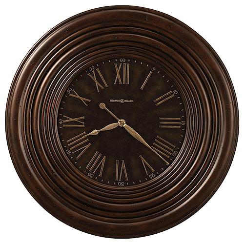 Howard Miller Wall Clocks Harrisburg Wall Clock