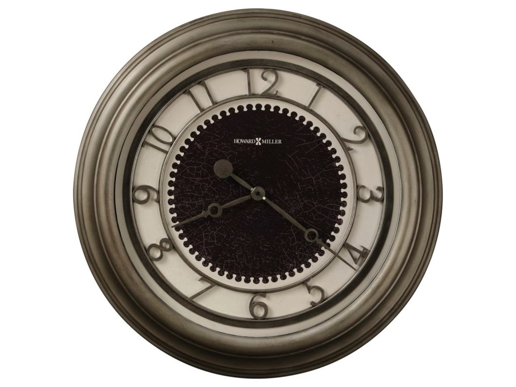 Howard Miller Wall ClocksKennesaw Metal Wall Clock