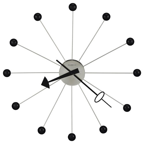 Howard Miller Wall Clocks Ball Wall Clock II