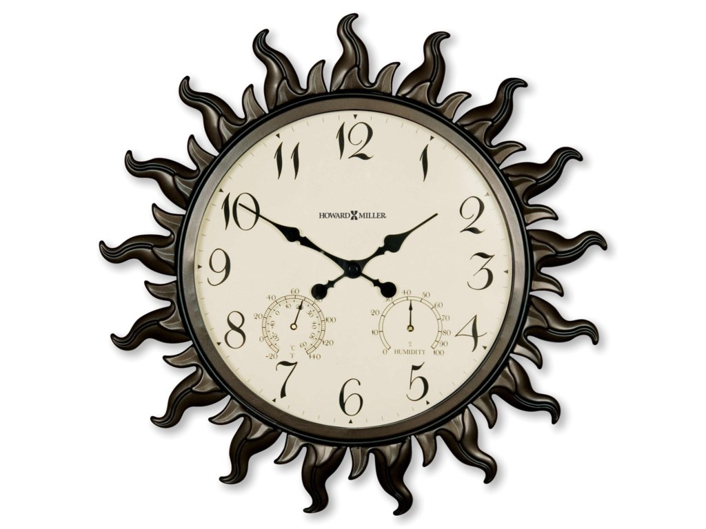 Howard Miller Wall ClocksSunburst II Wall Clock