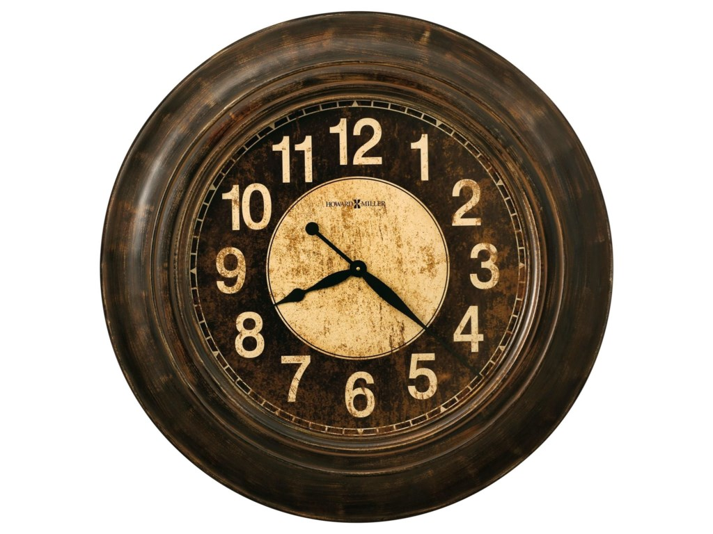Howard Miller Wall ClocksBozeman Round Wall Clock