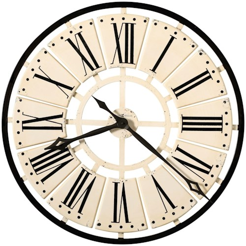 Howard Miller Wall Clocks Pierre Wall Clock