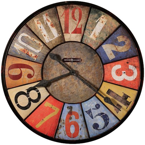 Howard Miller Wall Clocks Country Line Wall Clock