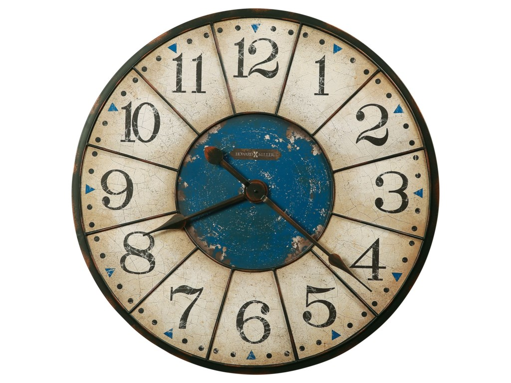 Howard Miller Wall ClocksBalto Wall Clock