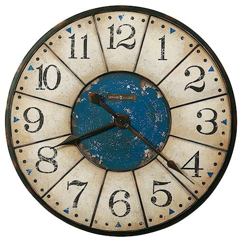 Howard Miller Wall Clocks Balto Wall Clock