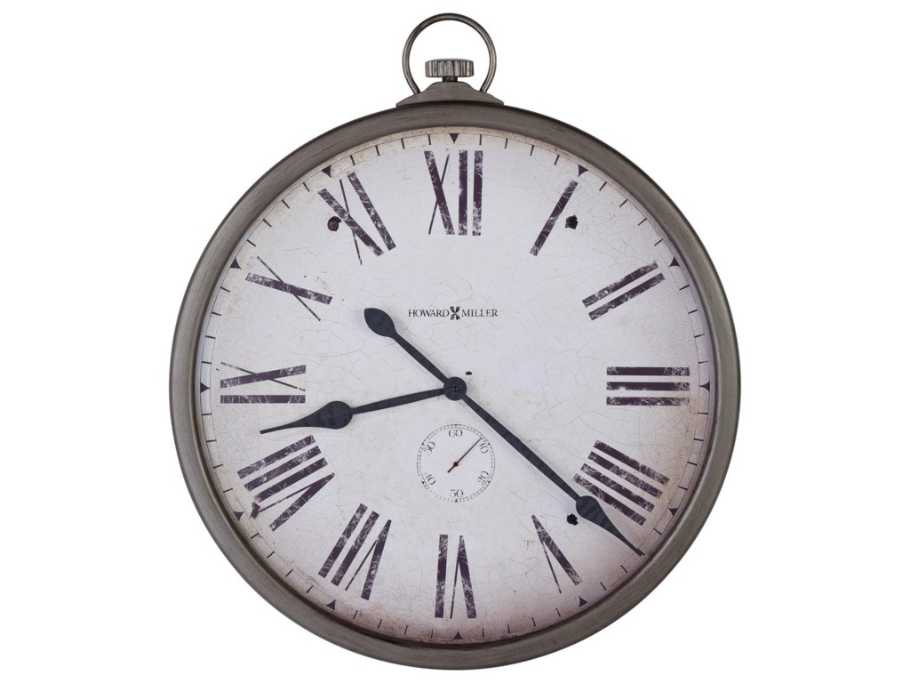 Howard Miller Wall ClocksPocket Watch Wall Clock