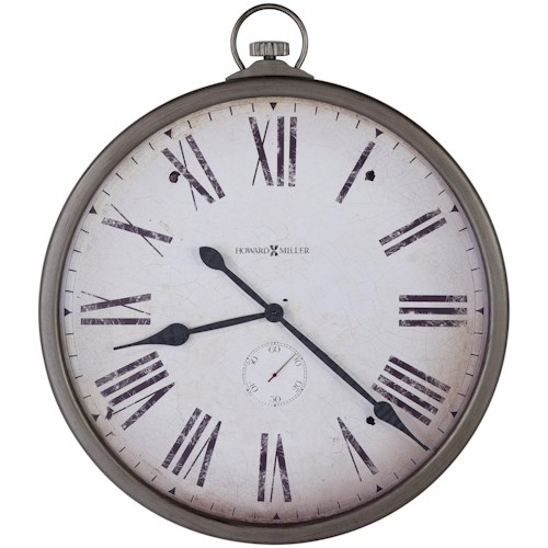 Howard Miller Wall Clocks Gallery Pocket Watch Wall Clock