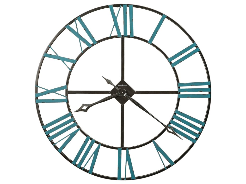 Howard Miller Wall ClocksSt. Clair Wall Clock