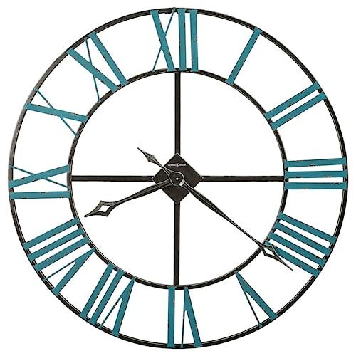 Howard Miller Wall Clocks St. Clair Wall Clock
