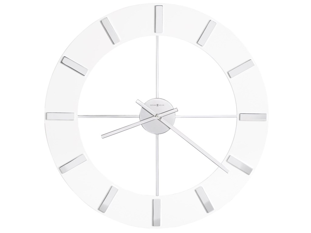 Howard Miller Wall ClocksPearl Wall Clock