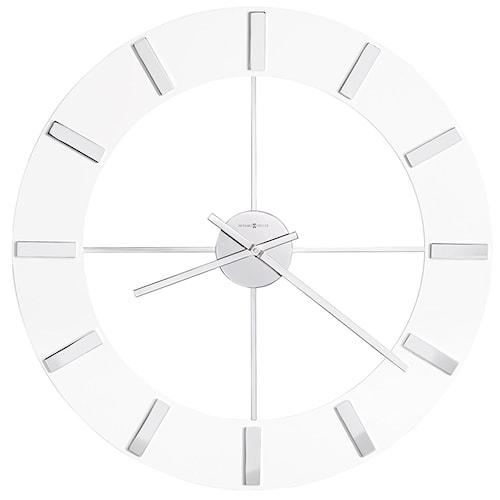 Howard Miller Wall Clocks Pearl Wall Clock
