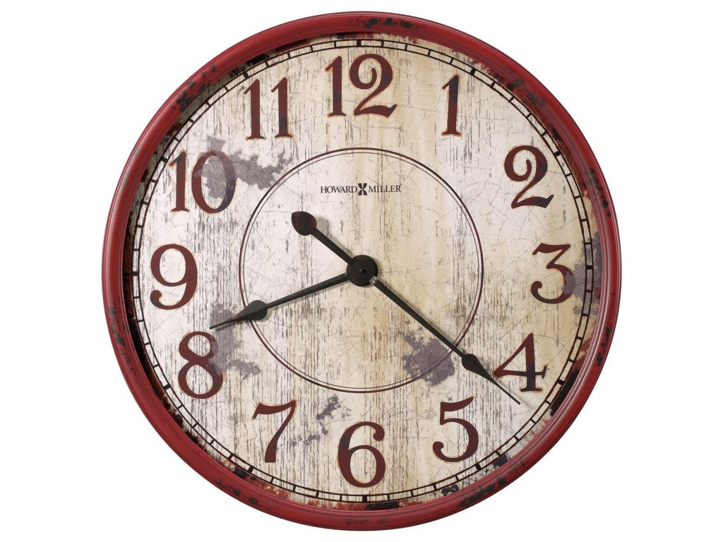 Howard Miller Wall ClocksBack 40 Wall Clock