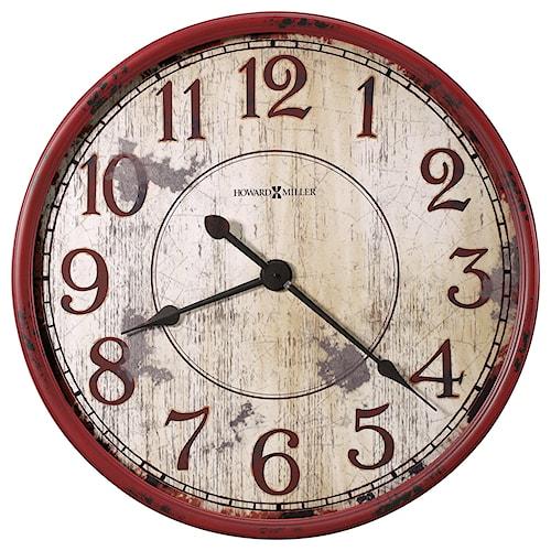 Howard Miller Wall Clocks Back 40 Wall Clock