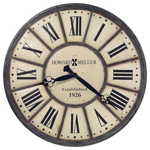 Howard Miller Wall Clocks Company Time Wall Clock