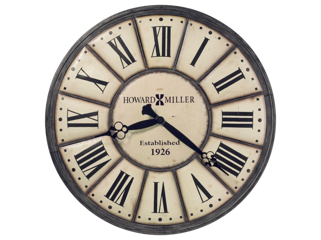Howard Miller Wall ClocksCompany Time Wall Clock